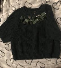 Kratek pulover