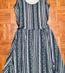 Črtasta oblekca M