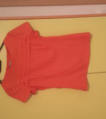 Oranžna majica Orsay M/L