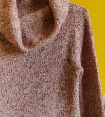 Tally weijl pleten roza pulover