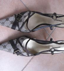 Salonarji sandali rjavi Novi