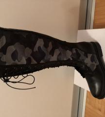 Škornji usnjeni Lestrosa