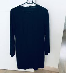 Semiš črna oblekca