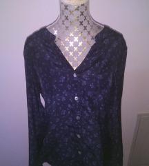 Modra srajčka z rozicami