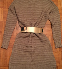 Topla zimska obleka L/40