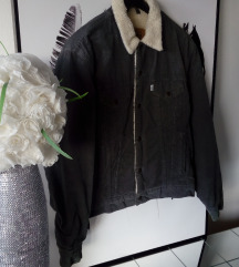 ULTRA ZNIZANO !! Original Levi's sherpa jakna