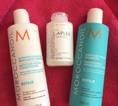 Moroccanoil Repair šampon in balzam