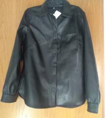 Nova oversize srajca-jakna hm,se z etiketo / 34
