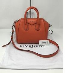 Givench torba oranžna