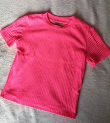 Neon roza majica S