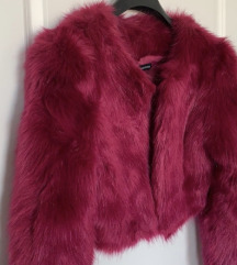 Naked Wardrobe faux fur jakna