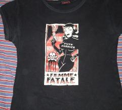 Femme fatale kratka majica