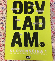 Obvladam slovenščina 1