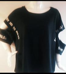 Modna kvalitetna over tunika,majica uni