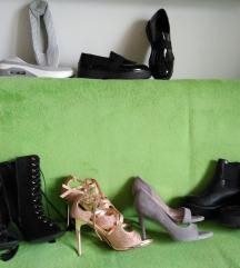 Sandali, gležnjarji...