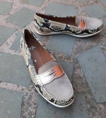 ARA št. 39 pravo usnje mokasini čevlji