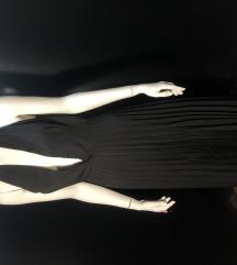 Nova ženska obleka v črni barvi