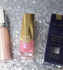 Šminka + lip gloss
