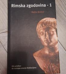 Knjiga Rimska zgodovina