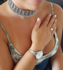 Choker silver