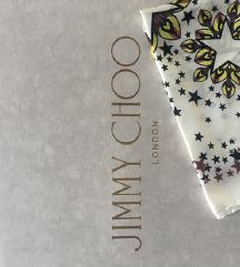 Jimmy Choo svilena rutka