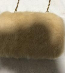 Original Guess Marciano torbica faux fur