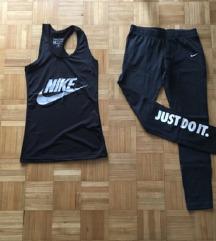 Nike, Adidas, Fila in Danza športna oblačila