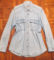 Jeans srajca L