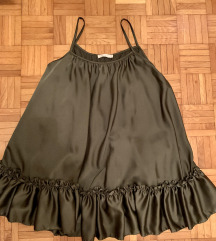 Svilena obleka Almaplena