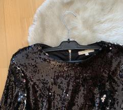 Svecana obleka z blescicami