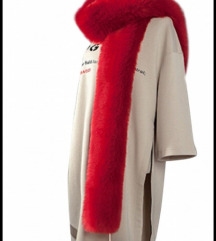 Nov krznen ovratnik (faux fur)