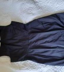 Elegantna črna obleka