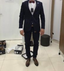 NOVO: Slim fit moška obleka - Jeordie's