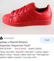 Adidas X Pharell Williams limited edition