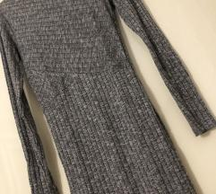 Siva obleka