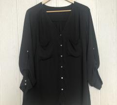 Črna bluza-novo