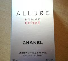 Channel Allure Homme Sport aftershave 100 ml
