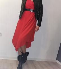Rdeča obleka nova