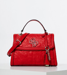 Guess Wave rdeča torbica