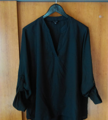 Črna srajca tunika New Yorker nikoli nošeno