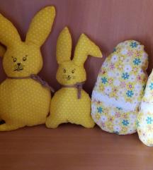 Deko zajčki