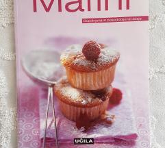 Knjiga receptov: Mafini