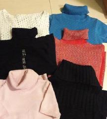 majice puloverji 5+1 GRATIS   S
