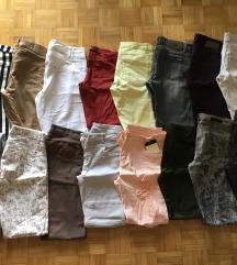 Dolge hlače XS do XL