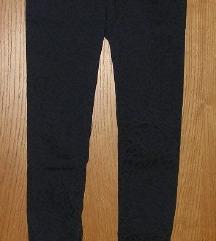 Črne hlače, leggins