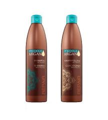 PRECIOUS ARGAN REPAIR šampon in balzam, 500 ML
