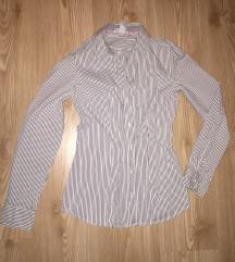 H&M črtasta srajca ZNIŽANO