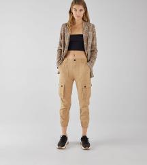 cargo trousers - bershka