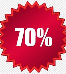 70% POPUST NA VSE - BREZ IZJEME