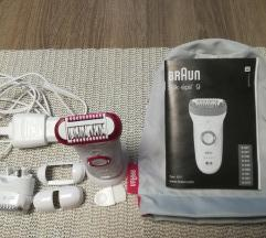 Epilator Braun silk-epil 9 wet/dry
